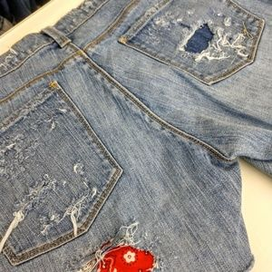 New York & Company Shorts - Not Levi's! Just distressed vintage shorts!